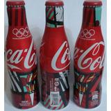 Botella Aluminio Coca Cola - Rio 2016