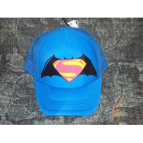 9f2d3987a3806 Gorras Dc Comics Batman Vs Superman