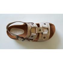 Plataforma Gomon De Cuero Sandalias Zapatos