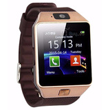 Relógio Bluetooth Smartwatch Dz09 Android Gear Chip S4 S5 S7