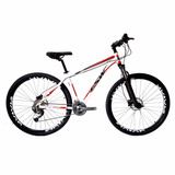 Bicicleta 29 Tsw Kit Alivio 27v Hidraulico Trava Suspensão