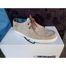 Zapato Marca Amaricanino Color Beige N° 43 Y 44.
