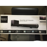 Nueva Sony 2.1 Barra De Sonido Soundbar Subwoofer 60w