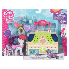 My Little Pony Mini Set Rarity
