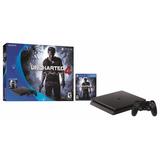 Playstation 4 Sony 500gb + 1 Juego Físco Incluido Ps4 +garan