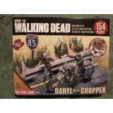 The Walking Dead Daryl W/chopper Envio Gratis!!!! Kikkoman65
