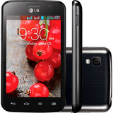 Lg Optimus L4 Ii E467 3mp Dual Chip Tv, Android 4.1, 1ghz