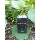 Perfume Frances Hombre Importado Sauvage Dior Original Unico