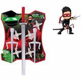 Tartarugas Ninja - Fantasia - Criança - Brinquedo