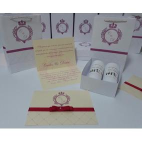 Kit Padrinhos De Casamento