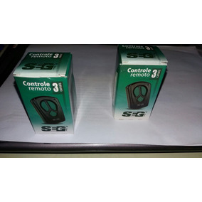 Control Remoto Porton Automatico Seg Electrico Original 433