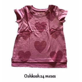 Remera Oshkosh Talle 2 Años