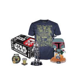 Funko Box Collector Movies Star Wars Bounty Hunters L Funko