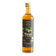Vinagre Vero Nuttri De Cana De Açúcar Orgânico 500ml Vid