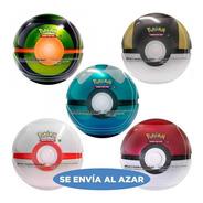 Pokemon Tcg: 2020 Spring Poke Ball Lata - Multicolor Español