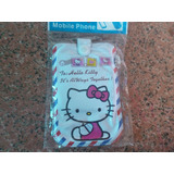 Estuche De Telefono De Hello Kitty