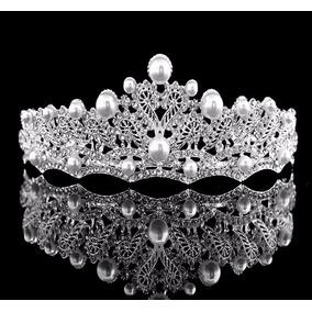 Coroa Noiva / Debutante / Dama - Grinalda - Casamento Luxo