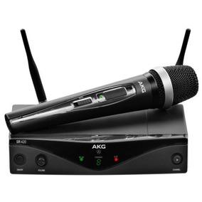 Akg Pro Audio Wms420 Vocal Set Banda Un Sistema De Micrófon