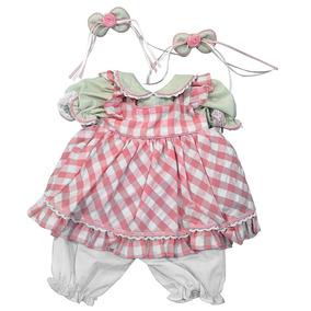 Roupa Laura Doll (rosinha)