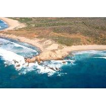 Terreno Plano A Unos Pasos De La Playa Peñitas En El Ejido