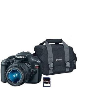 Canon Eos Rebel T3 12.2 Megapíxeles 18-55is Ii Kit Digital S