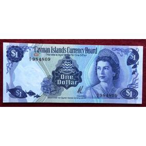 Numisnea - Billete Islas Caimán Dollar 1971