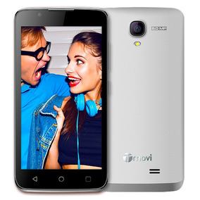 Teléfono Smartphone Tmovi Yeah Live Android Lollipop Dual Si