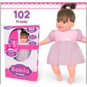 Boneca Babila - 102 Frases