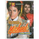 Album Sticker De Michael Jackson Vacio Edit Desconocida