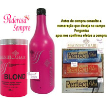 Magnific Hair- Po (rosa) Ox 40vl + 1 Perfect Color
