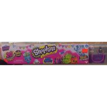 Shopkins Mega Pack Temporada 4 Con 20 Shopkins Incluidos