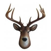 Figura Cabeza Venado Marca Cestarck Mod Deer Head