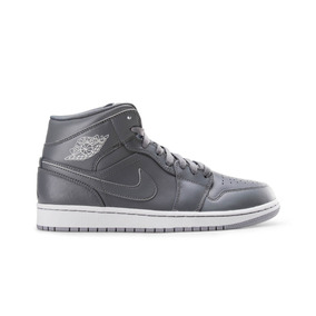 Zapatillas Nike Air Jordan Retro 1 Mid Grises