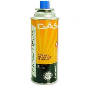 Gás Com Válvula De Segurança 227 Gramas ¿ Campgás Nautika