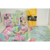 Piñata Minnie Mouse Fiesta Cumpleaños Decoración Piñatería