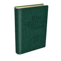 Bíblia De Estudo Colorida + Cronológica + Bíblia Da Família