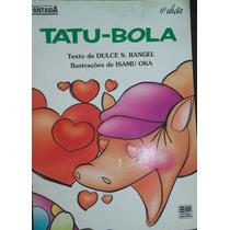 Livro Tatu-bola