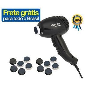 Pedicuro Elétrico Lixador Mega Bell Tira Calo Esfoliador 220