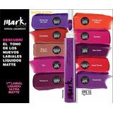 Lapiz Labial Mark Liquido Mate Avon Nuevo!! Consula Colores!