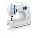 Máquina De Costura Elgin Portátil Jx 4000 Genius Branca 110v