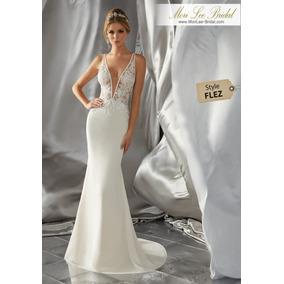 e1a8d47f9 Vestido Novia Macrame - Vestidos en Mercado Libre Colombia