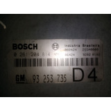 Ecu Bosh Chevrolet Vectra 2.2 8v