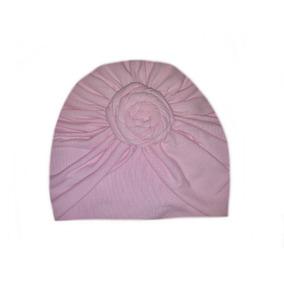Gorro Turbante Headwrap Para Bebe Con Nudo