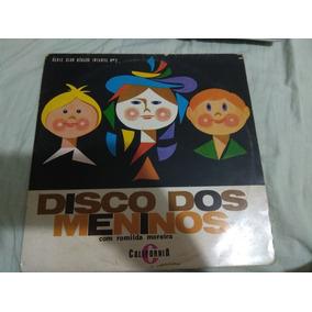 Lp Romilda Moreira - Disco Dos Meninos