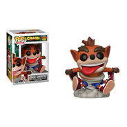 Boneco Funko Pop Games Crash Bandicoot 532 Video Game Play