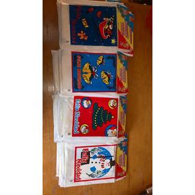 Bolsa Para Dulces Navideña 46 Paquetes Con 23 Bolsas