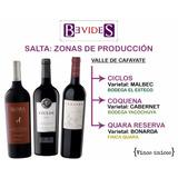 Tres Vinos De Cafayate Quara Coquena Ciclos Envios Oferta!