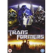 Transformers Dvds Fan Collection (filmes 1, 2,3, 4 E 5)