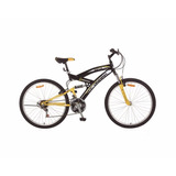 Bicicleta Rodado 26 Montaña 21 Cambios Doble Amortiguacion