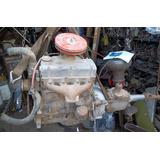 Motor Borgward, Rastrojero Para Repuesto